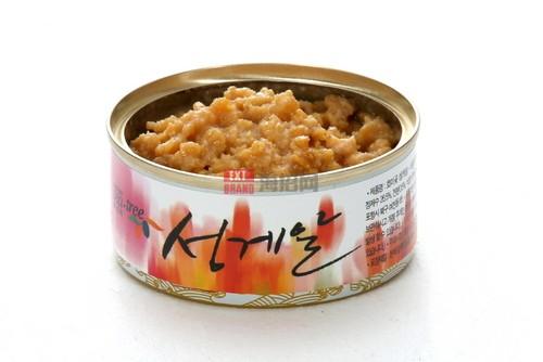 韩国海胆罐头