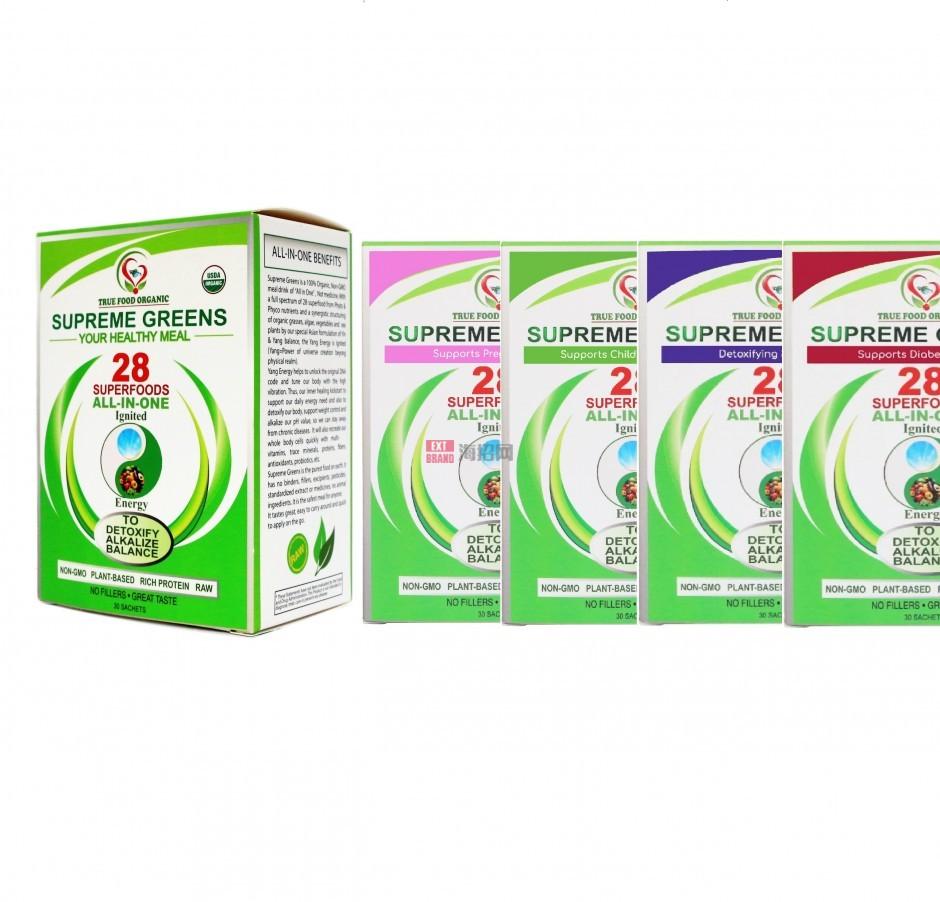 绿之阳-元核基因强免疫营养液