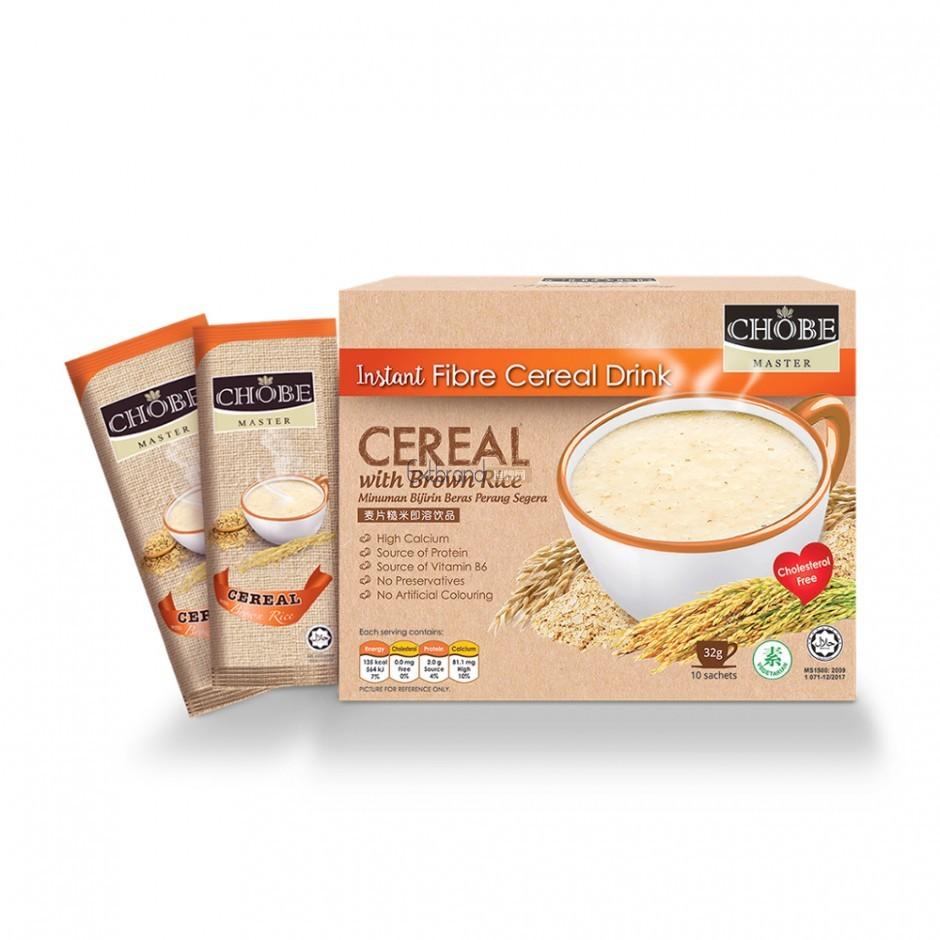 马来西亚谷物咖啡粉糙米饮料(32克x 10袋)