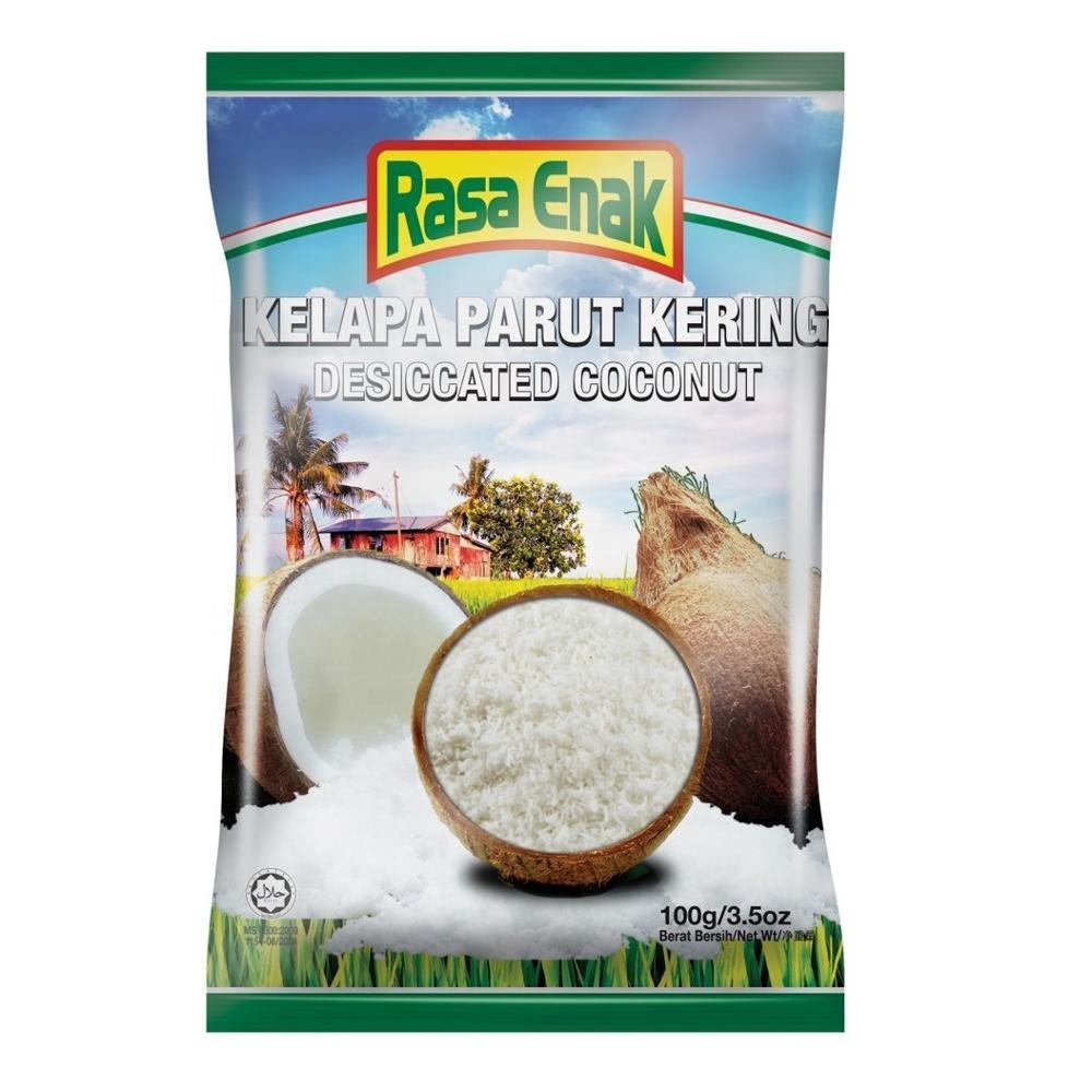 马来西亚进口低脂 Rasa Enak 干椰子椰蓉