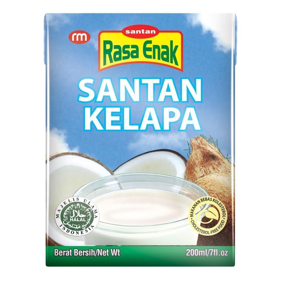 马来西亚进口Rasa Enak椰奶